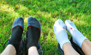 Hvilke sko skal vi ha på?
